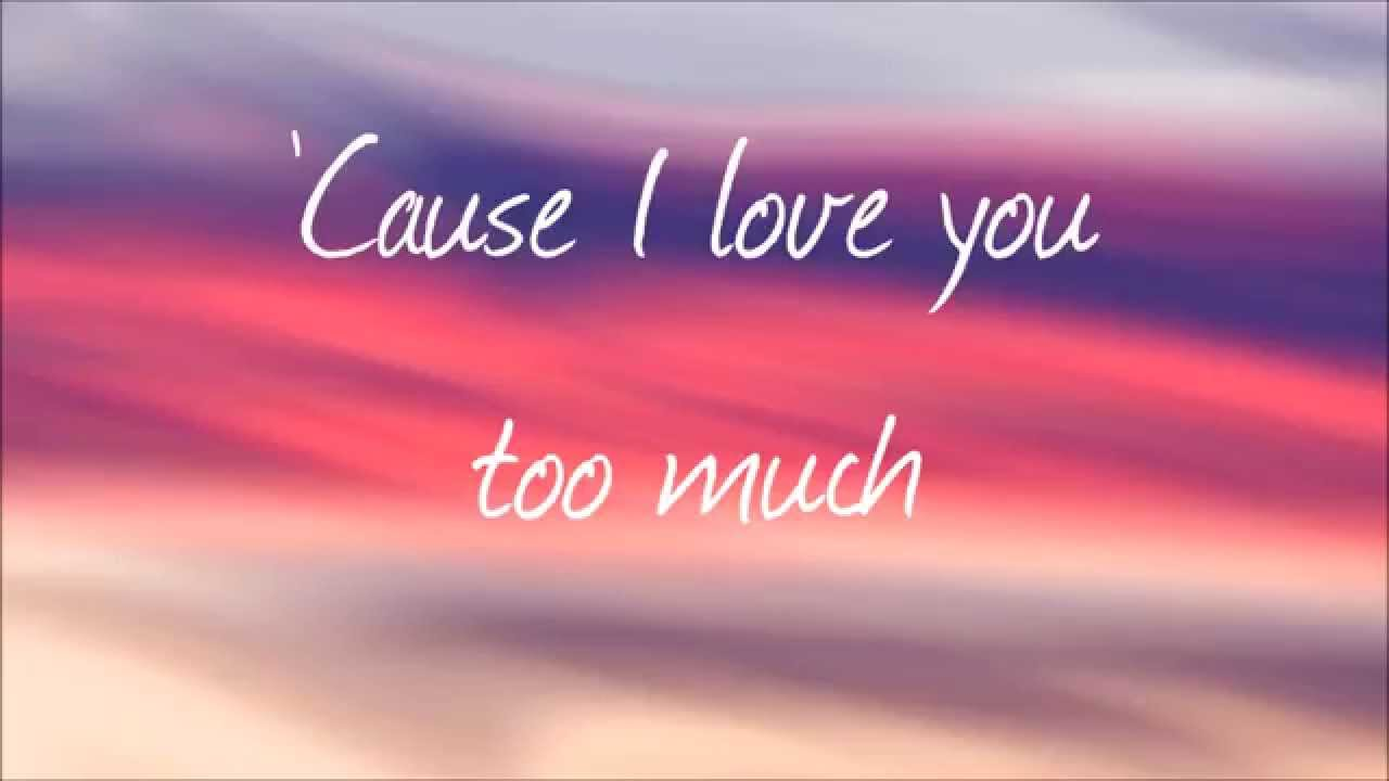 I Cause Love Need You I And You
