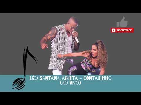 Léo Santana Anitta   Contatinho Ao Vivo