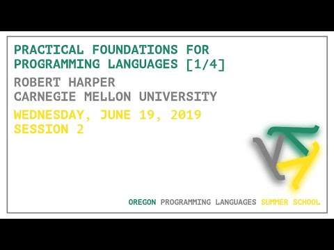 practical-foundations-for-programming-languages-[1/4]---robert-harper---oplss-2019