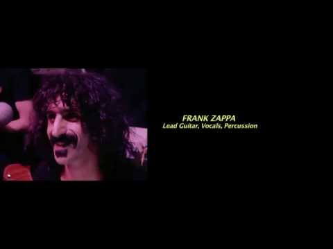 Frank Zappa: Roxy The Movie - Don't eat the yellow snow