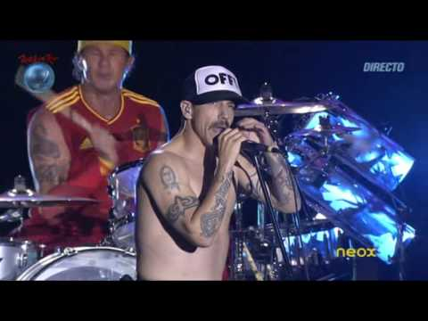 Red Hot Chili Peppers - Ethiopia [Live, Rock In Rio Madrid III - Spain, 2012]