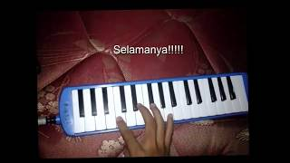 Not Pianika Laskar Pelangi with lyric full
