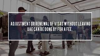 ANNOUNCEMENT: New UAE Visa rules for Tourist and Residents.