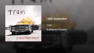 I Will Remember