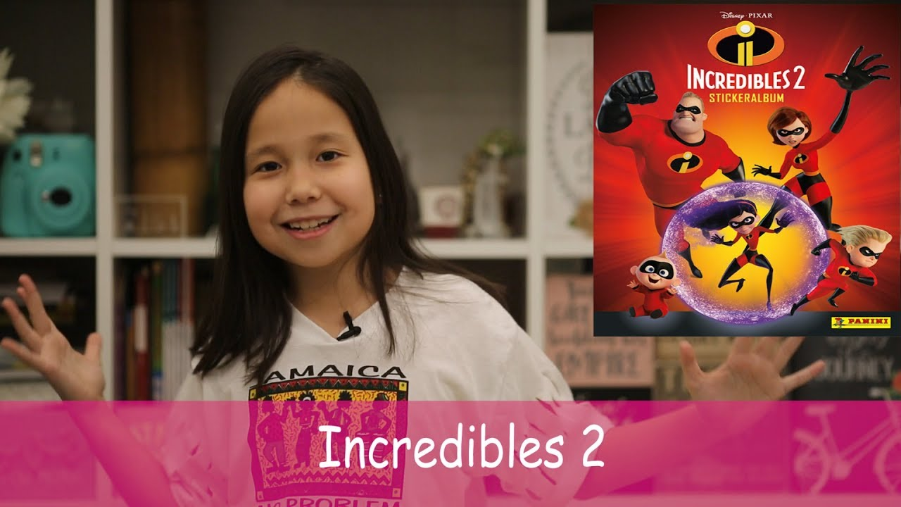 """Английский по мультфильму """"Суперсемейка 2"""". Learn English with """"Incredibles 2"""""""