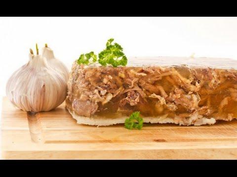 Заливное из говядины рецепт приготовления с фото