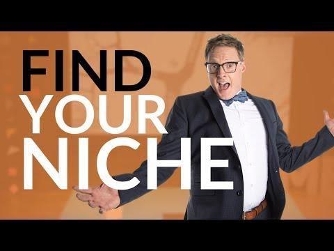 What is a niche market? Get rich! Target a niche!