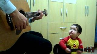 Don't Let Me Down - The Beatles, por Diogo Mello (1 ano e 11 meses) thumbnail