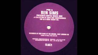 Ben Sims - Battle Beats One (A3)