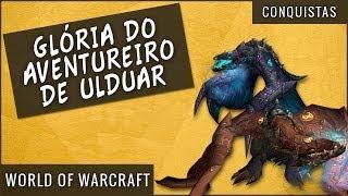 Conquistas da Glória do Aventureiro de Ulduar - World of Warcraft