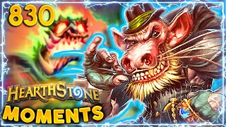 All That Work, FOR NOTHING!! | Hearthstone Daily Moments Ep.830
