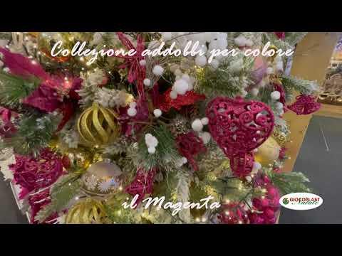 collezione Natale per colore - Magenta
