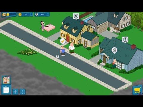 [Android] [1] Family Guy: В Поисках Всякого