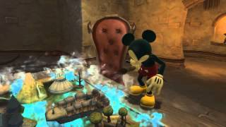 Disney Epic Mickey 2 The Power of Two PC Gameplay | 1080p