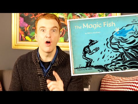 The Magic Fish—Read Aloud Book For Kids