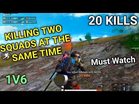 Killing 2 Squads