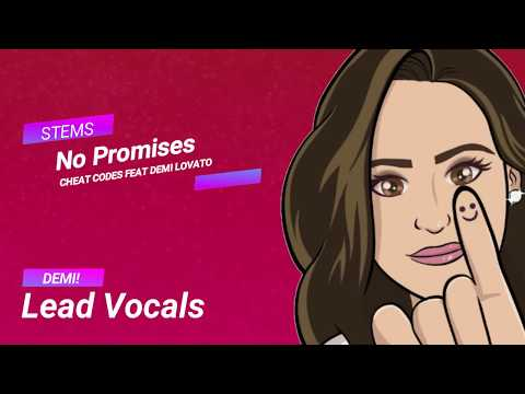 No Promises | Demi Lovato Oficial Stems