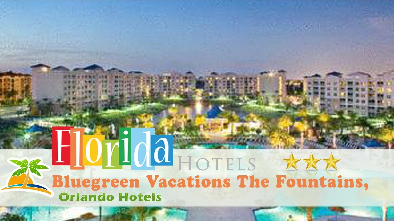 Bluegreen vacations the fountains ascend resort collection orlando hotels florida