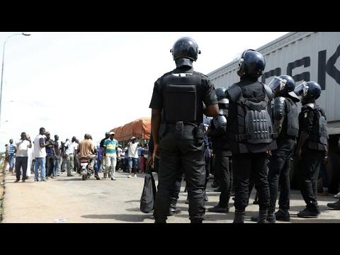 Côte d'Ivoire : quatre morts lors d'affrontements entre démobilisés et policiers