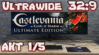 Castlevania: Lords of Shadow - Akt 1/5 - 32:9 Ultrawide