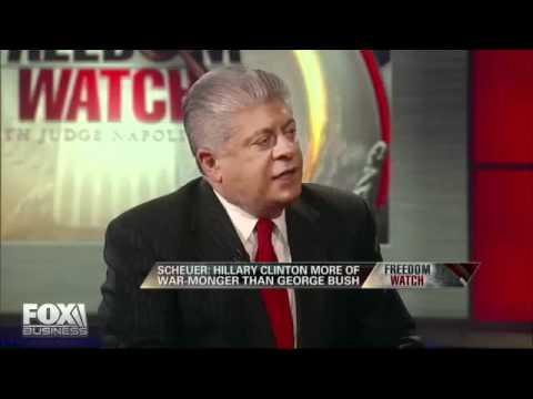 Ron Paul's CIA Endorsement ∞ Judge Napolitano Dr. & Judge will be the Ticket ! Revolution 2012