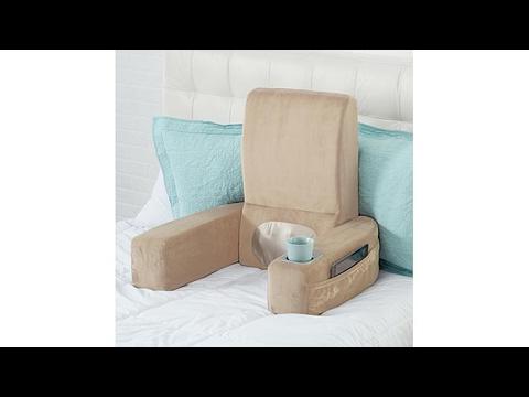 brookstone nap shiatsu massaging bed rest