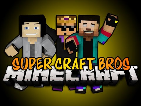 Minecraft SUPER CRAFT BROS w/NoahCraftFTW
