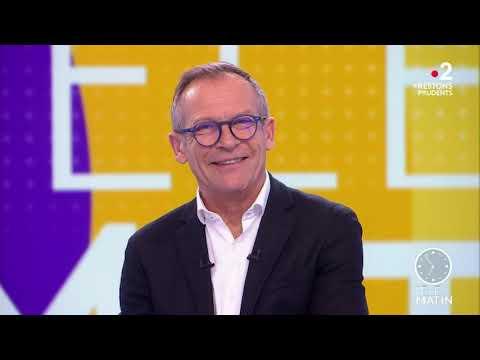 Un rôle à jouer sur France 2 dans Télématin!