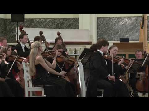 Andrey Baranov (violin) 2013-03-12