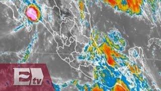 Alerta en Guerrero y Oaxaca por tormenta Simón / Pascal Beltrán