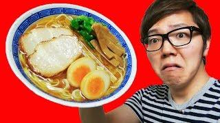 ラーメンスマホスタンド買ってみた!超リアル食品サンプル! thumbnail