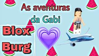 ROBLOX-The Hang-gliding flight (The Adventures of Gabi) #02