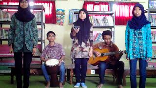 Musikalisasi Puisi Aku Chairil Anwar #2, SMP Muh 2 Depok Yogya