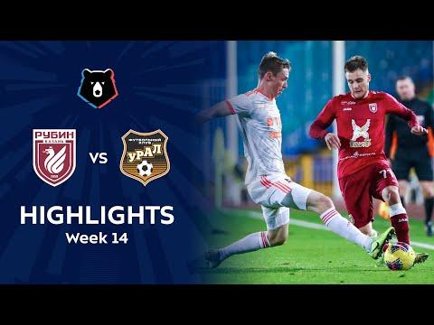 Highlights Rubin vs FC Ural (0-0)