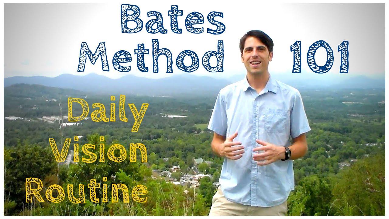 Bates Vision Recovery videó tanfolyam