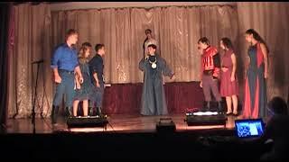 Мюзикл Ромео и Джульетта               показ в Песчаном