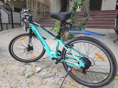 Hero Lectro Electric Bicycle Review: Everything you should know !
