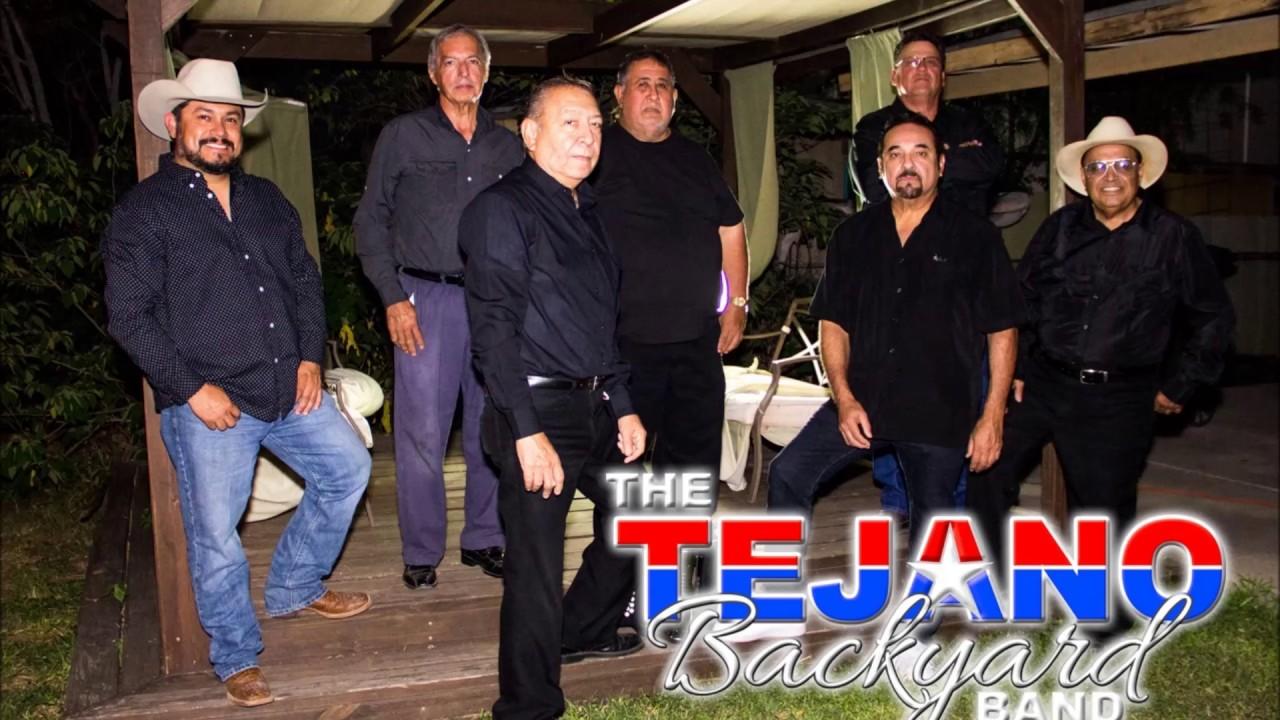 "Tejano Backyard Band ""Dejame En Paz"" - YouTube"