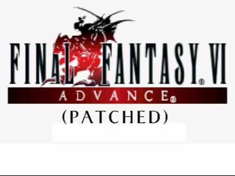 Must-have Final Fantasy VI Advance Patch (SNES music patch)
