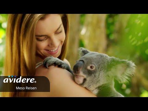 Imagefilm für Meso Reisen in Australien