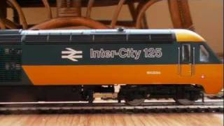 Hornby HST R2701 BR Intercity 125 Class 43 - Review Part Two