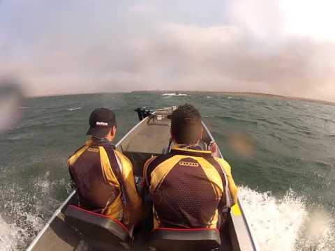 Torneio São Simão  - Equipe Brk Fishing - Tempestade de Vento