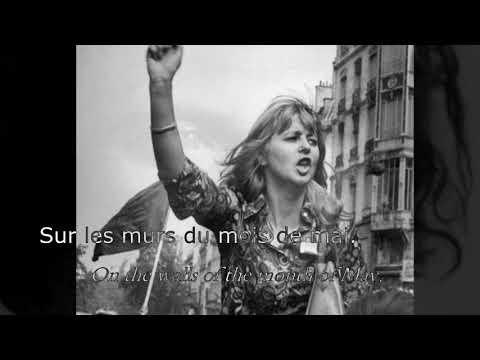 Le Temps de Vivre by Georges Moustaki (Rendition: BIRCH BOOK) 50 Year Anniversary Paris 1968