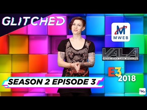 Glitched S02E03 - MWEB gaming servers behind the scenes + SA-made VALA Review