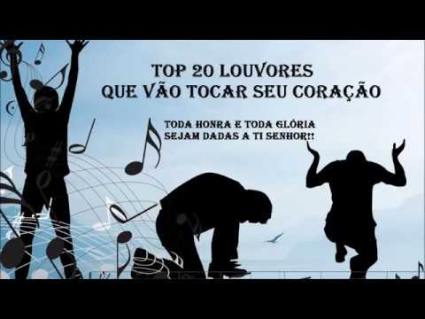 TOP 20 GOSPEL MAIS TOCADAS