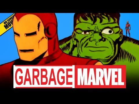 The Worst Thing Marvel Ever Created - Caravan Of Garbage