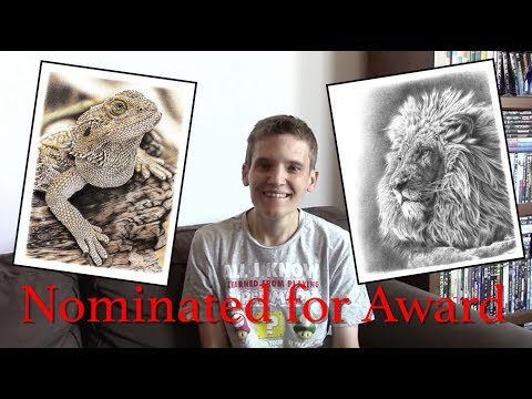 Montreal Based Autistic Artist Nominated For International Award