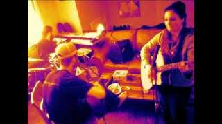 "[Day #131] ""Fuel"" by Ani Difranco (Aj, Niki and Ian live from the Woodshed)"