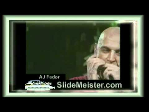 Old Rugged Cross - AJ Fedor Chromatic Harmonica. - YouTube