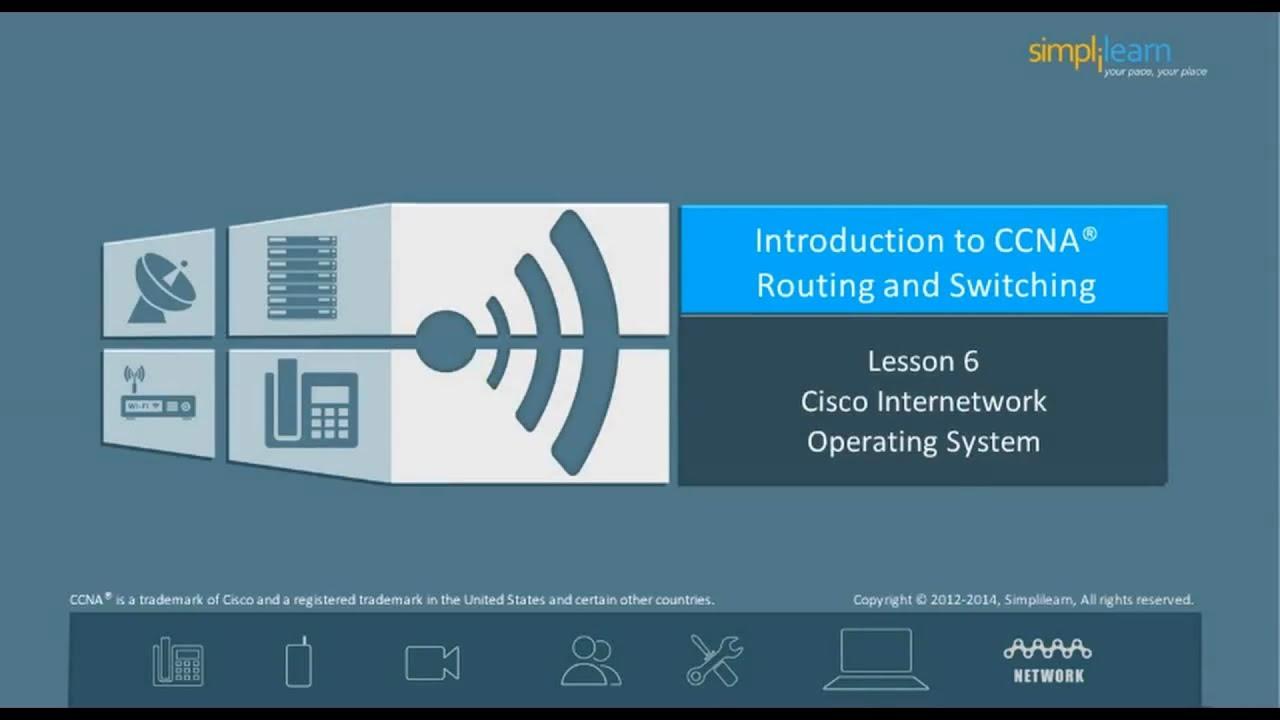 Cisco Internetwork Operating System Ccna Classroom Training Ccna